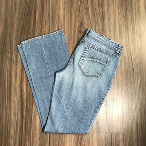 A.n.a modern bootcut Jeans size 8